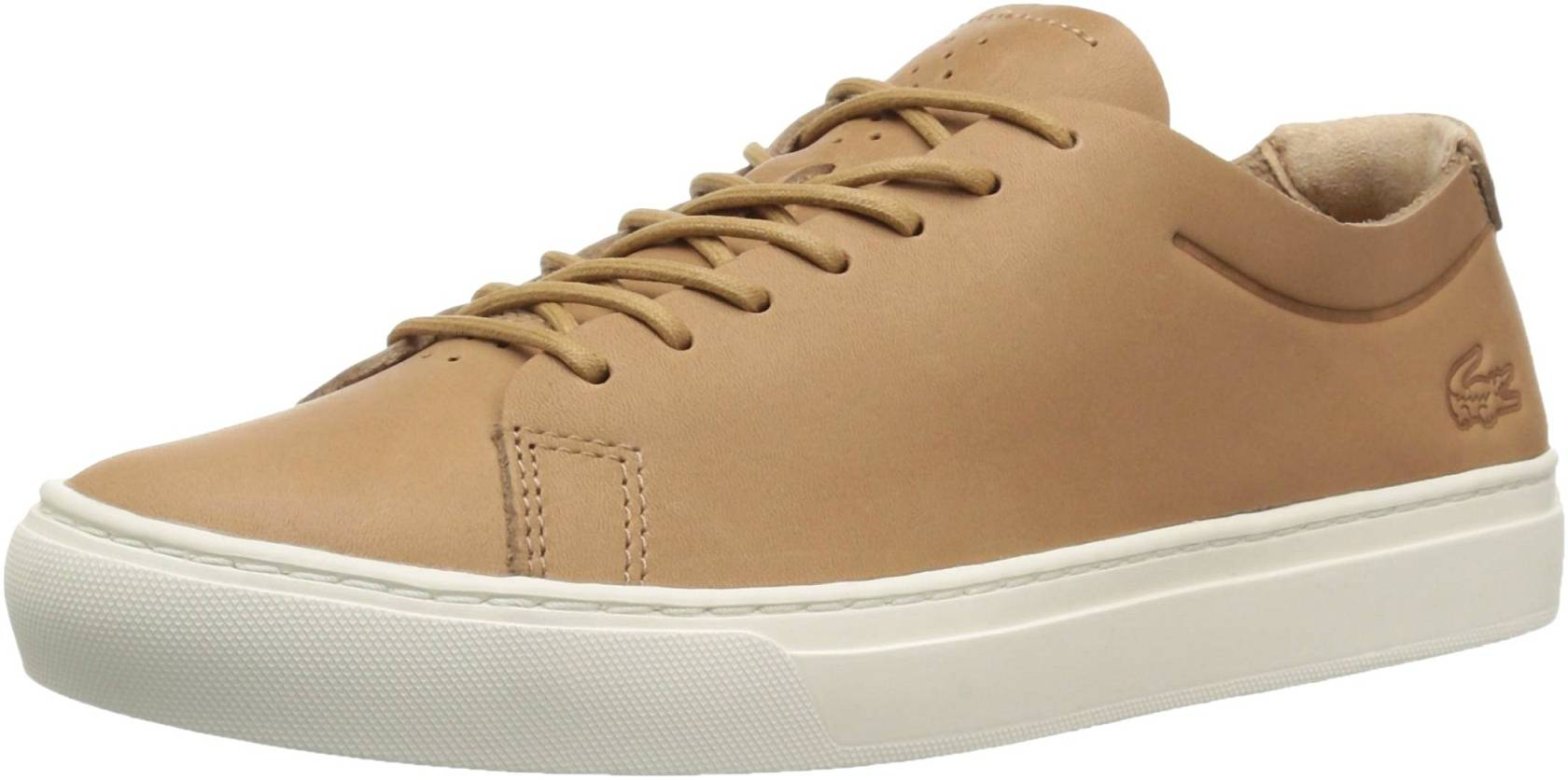 L.12.12 Unlined Leather Trainers color