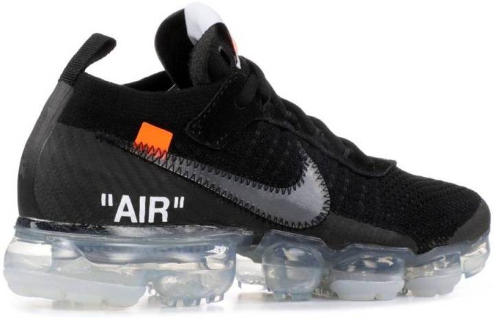 Off-White x Nike Air VaporMax color